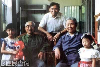 中国人民解放军的缔造者之一徐向前逝世